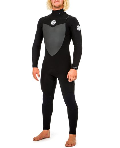 Flashbomb 4/3 Chest Zip Wetsuit