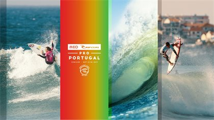 Everything You Need To Know About The Rip Curl Pro Portugal