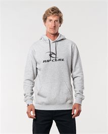 Surf Co Hooded Pop Over Fleece