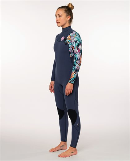 Women G Bomb 3/2 Zip Free Wetsuit