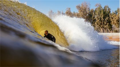 "Tom Curren on Surfing at ""The Ranch"""