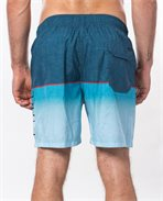 Boardshort Semi-Elasticated Nu Divide 18''
