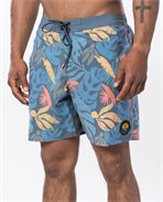 Semi-Elasticated Saltwater 17' Boardshort