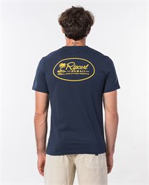 Camiseta Aloha State Short Sleeve