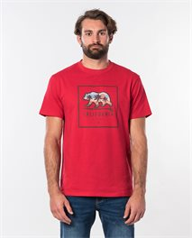 Destination Surf Short Sleeve Tee