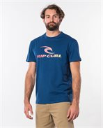 T-shirt manches courtes The Surfing Company