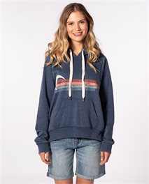 Last Waves Hoodie Fleece