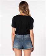 T-shirt Island Pocket
