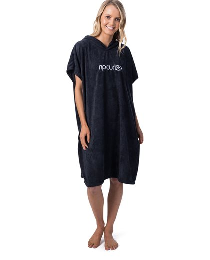 Surf Essentials Hooded Towel