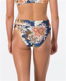 Sunsetters Floral Hi Cheeky Pant