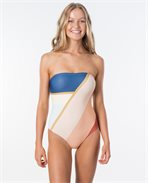 Sunsetters Block One Piece