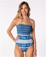 Navy Beach One Piece