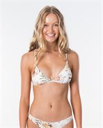 Playa Blanca Cross Back Triangle Bikini Top