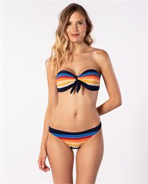 Conjunto con bandeau Keep On Surfin