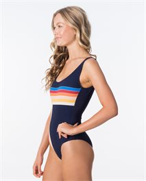 Maillot de bain une pièce Keep On Surfin Good