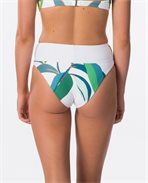 Palm Bay High Waist Cheeky Bikini Pant
