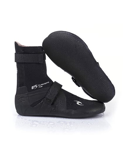 Flashbomb 7mm Round Toe Boots