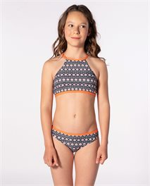 Bikini Odesha Geo High Neck