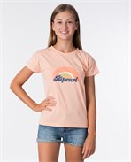 Camiseta Girl Surf Revival