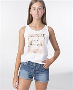 Camiseta de tirantes Girl Island Time