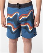 Mirage Owen Swirl-Boys Boardshort