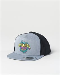Surf Sticker Cap