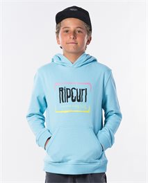 Native Hooded Fleece Boy