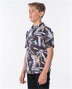 Glitch Short Sleeve Shirt Boy
