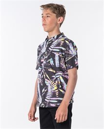 Glitch Short Sleeve Shirt Boy