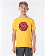 Wetty Filter Short Sleeve Tee Boy