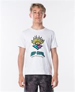 Surf Stickers Short Sleeve Tee Boy