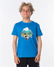 Action Photo Short Sleeve Tee Boy