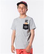 T-shirt Fashion Pocket Boy