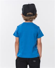 Jaws Short Sleeve Tee Groms