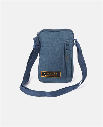 Slim Pouch Cordura Shoulder Bag