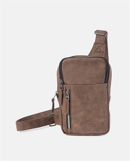 Sling Leazard Shoulder Bag