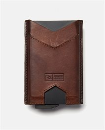 Portefeuille Mechanical RFID Slim