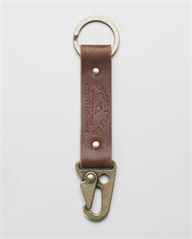 Quality Leather Lanyard