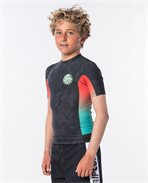 Boys Surging Short Sleeve UV Tee