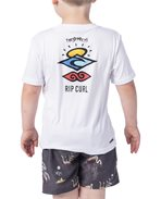 Grom Search Logo Short Sleeve Lycra