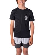 Boys Search Logo Short Sleeve UV Tee