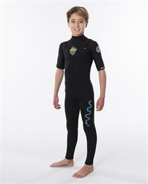 Junior Dawn Patrol 2/2 Chest Zip Wetsuit