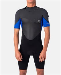 Omega 1,5 mm Short Sleeve Springsuit