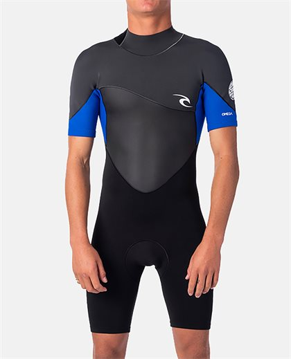 Omega 1.5mm Short Sleeve Springsuit