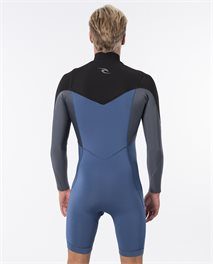 Dawn Patrol 2mm Chest Zip Long Sleeve Springsuit