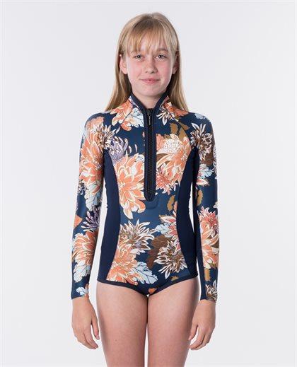 Junior Girl G-Bomb Long Sleeve Springsuit