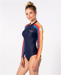 Surf Revival Long Sleeve UV Lycra Surfsuit