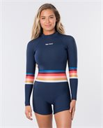 G Bomb 2/2 Long Sleeve Back Zip Springsuit