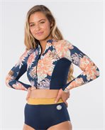 Chaqueta G-Bomb Long Sleeve Crop