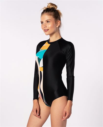 Into The Abyss Long Sleeve Surfsuit
